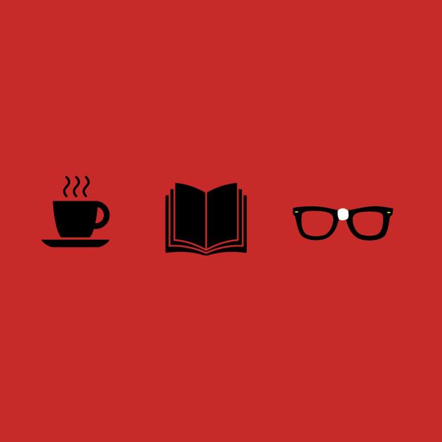 Book + Coffee + NERD