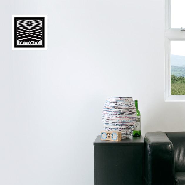 4897fba29 1 Deftones - 1 Deftones - Posters and Art Prints | TeePublic