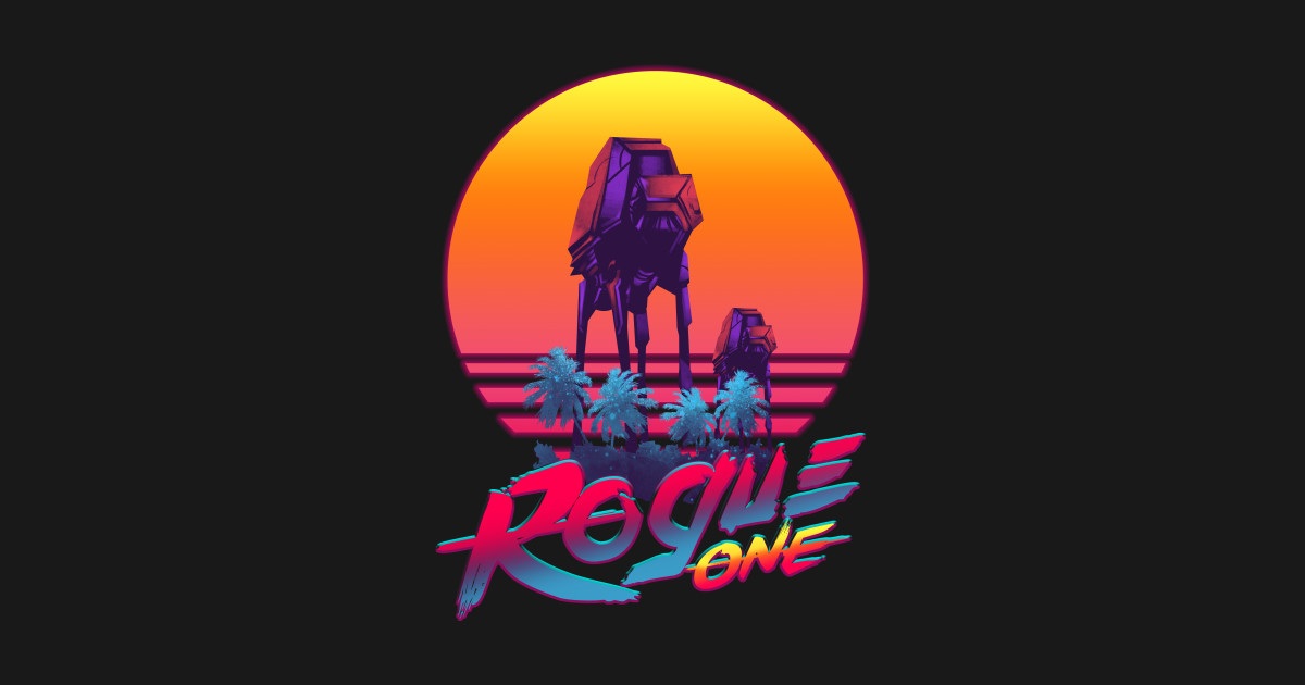 rogue one paradise - star wars