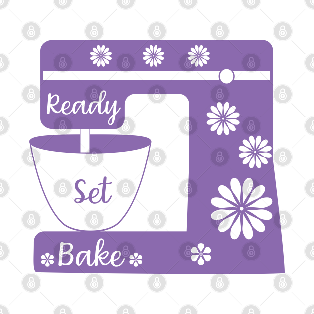 ready set bake purple
