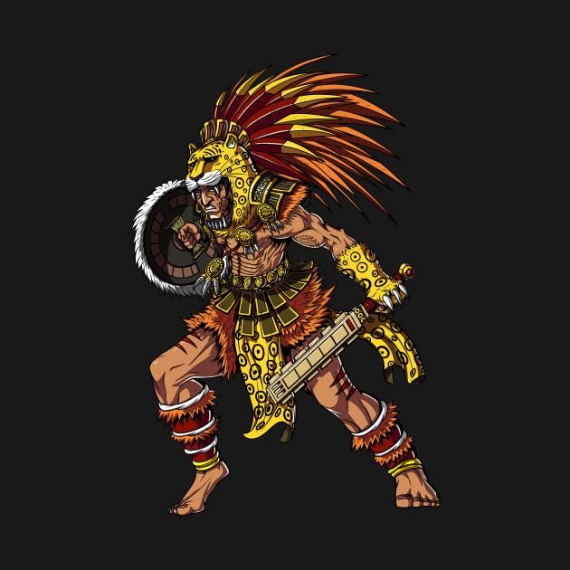 Jaguar Warrior