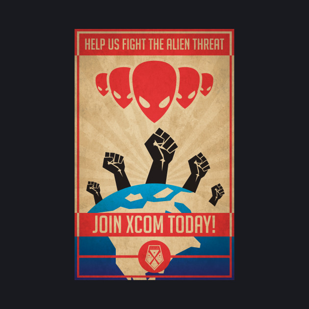Join XCOM Today !