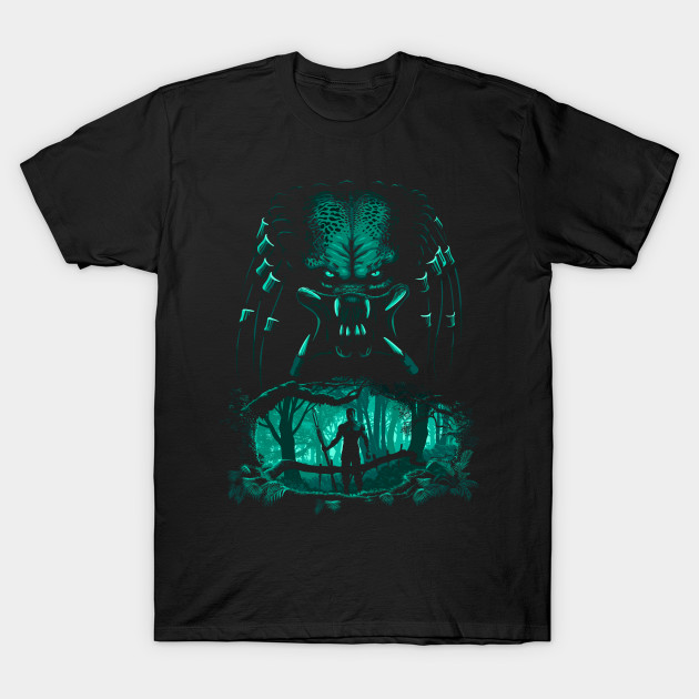 Predator 4 movie shirt