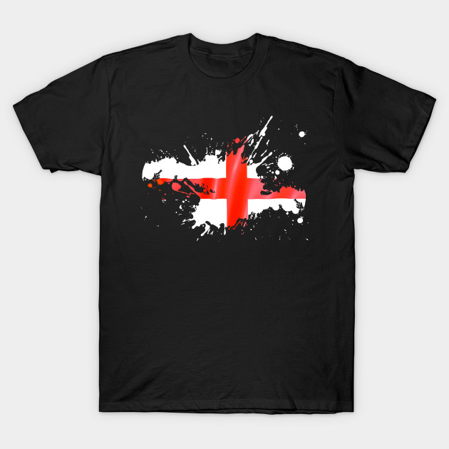 England Flag England T Shirt Teepublic