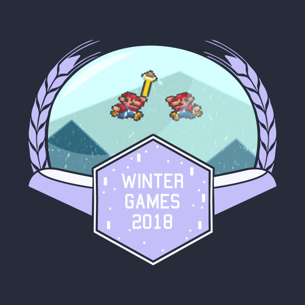 Retro Gaming - Winter Games 2018