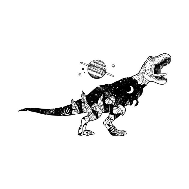 Cosmic Tyrannosaurus Rex