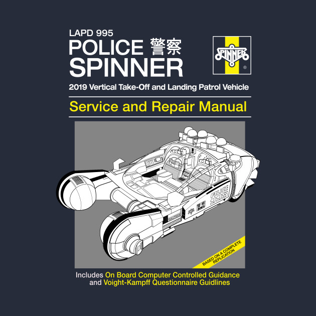 Spinner Repair and Service