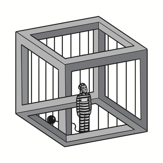 Escher's jail