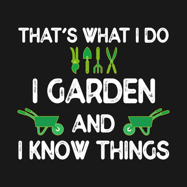 Gardener Funny Gift