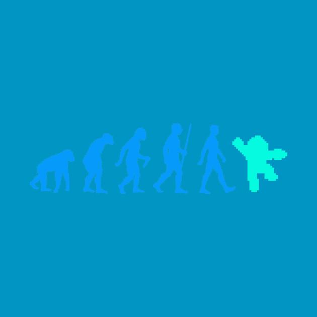 Evolution of Megaman
