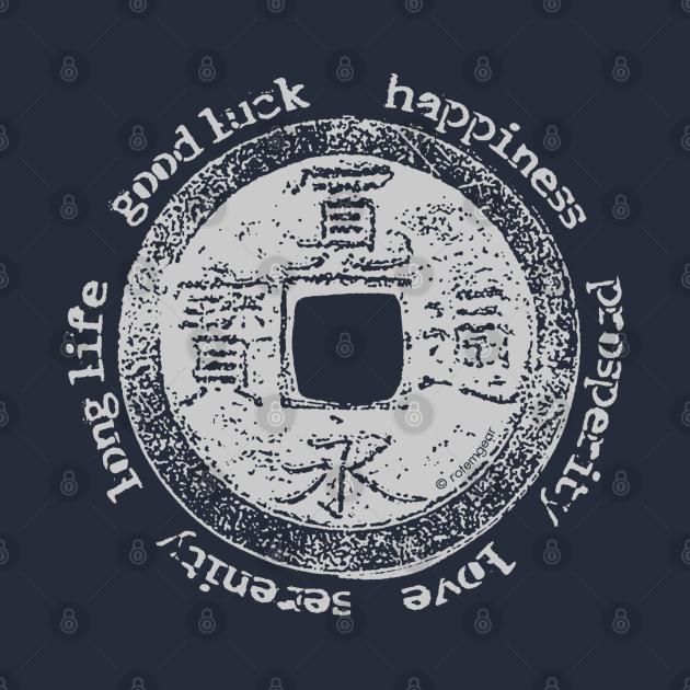 Lucky Coin (Silver)