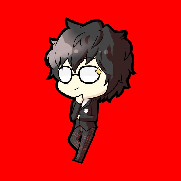 Chibi Ren Amamiya - Persona 5