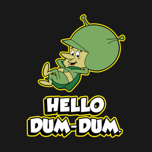 Hello Dum Dum - Gazoo t-shirts