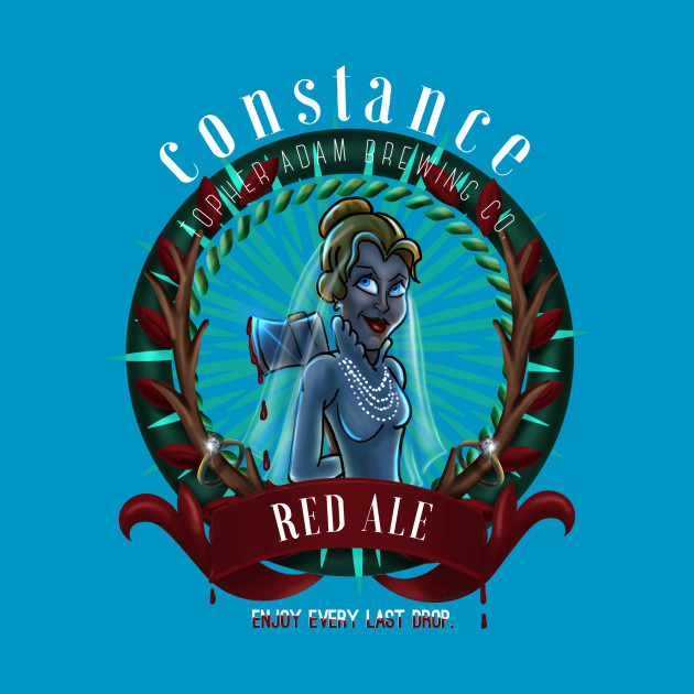 Constance Red Ale by Topher Adam 2017