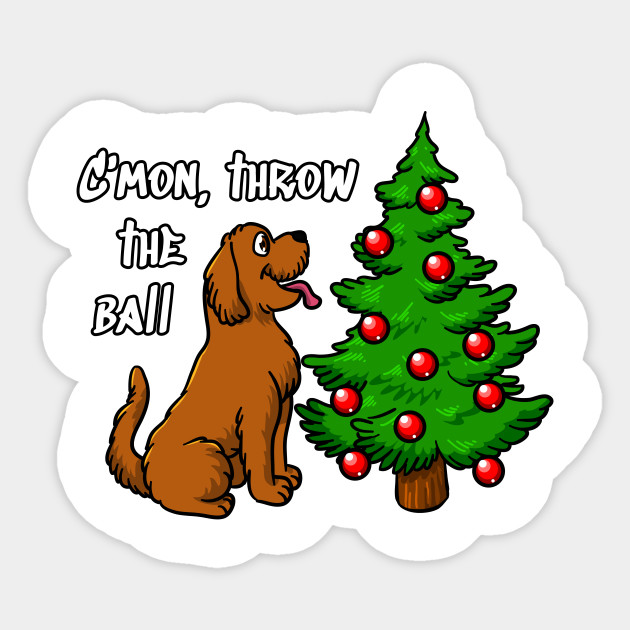 3184301 0 - Goldendoodle Christmas Decorations