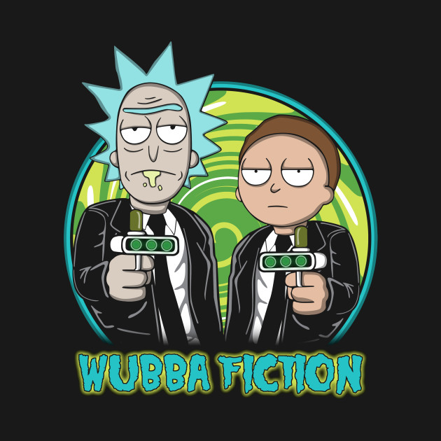 Wubba Fiction T-Shirt