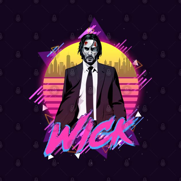 John Wick Retro
