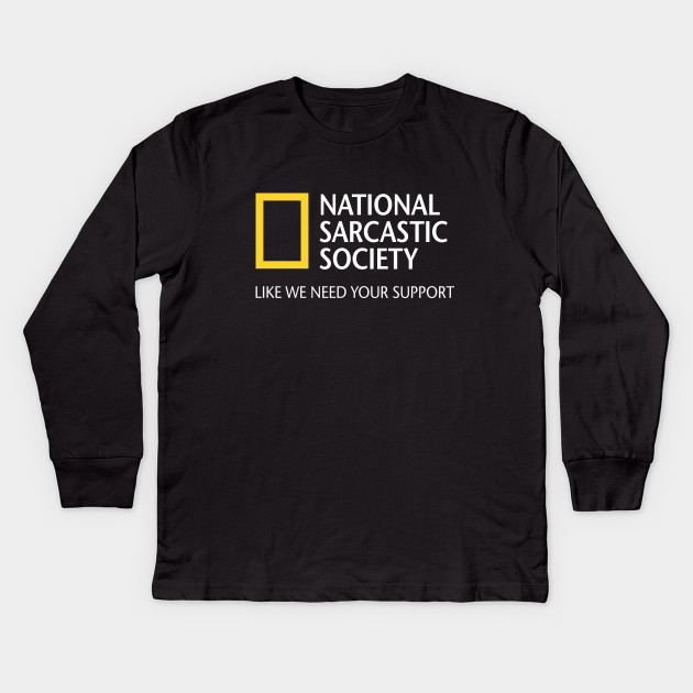 National Sarcastic Society