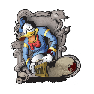 Donald Duck T-Shirts | TeePublic