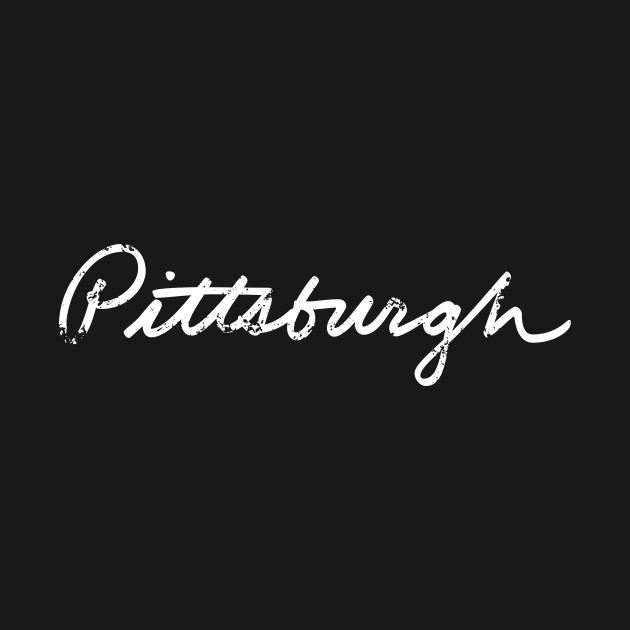 Cursive Pittsburgh Pittsburgh Cursive