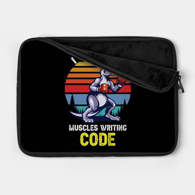 I Got These Muscles Writing Code