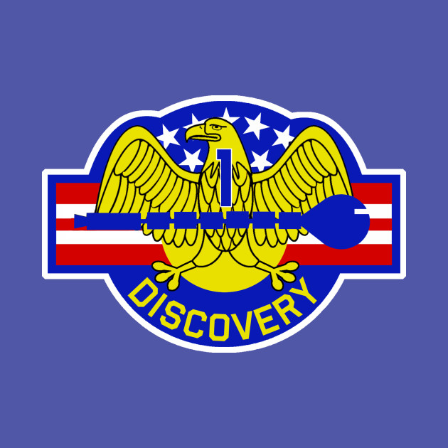 2001 Discovery Crew