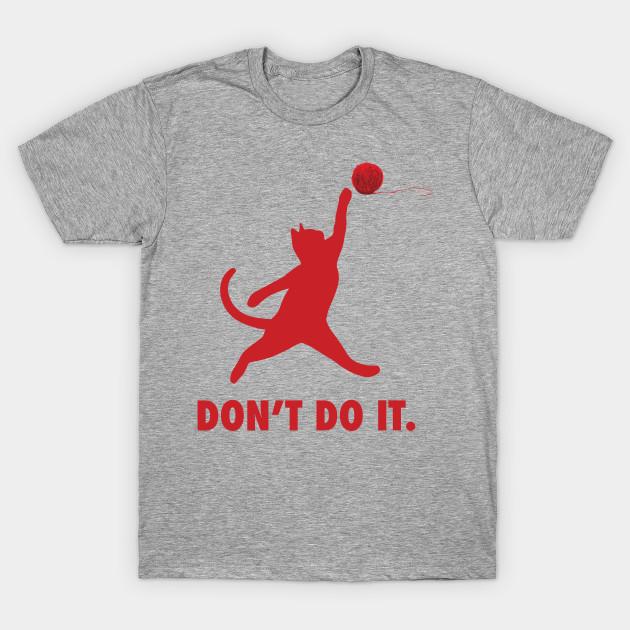 b0b069770297 The Jumpcat logo - Michael Jordan - T-Shirt