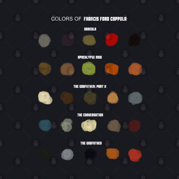 Colors of Francis