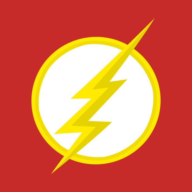 flash cw symbol the flash t shirt teepublic. Black Bedroom Furniture Sets. Home Design Ideas