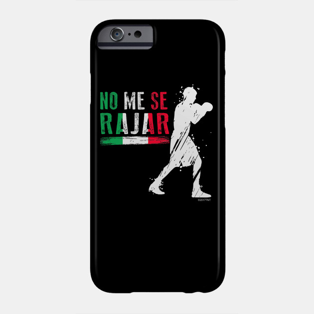 Mexico Boxing No Me Se Rajar Mexican Pride Best Price Phone Case