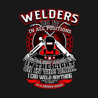Welders T Shirts Teepublic