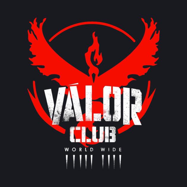 Pokemon Valor Club