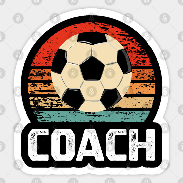 Retro Funny Soccer Coach Gifts - Soccer