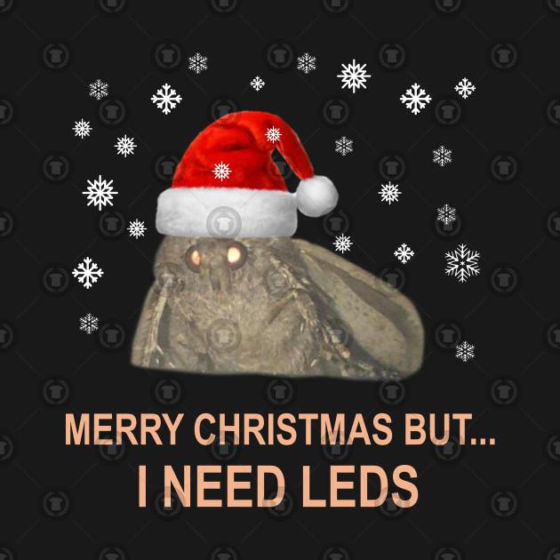 Funny Christmas Moth Meme I Need Lamps