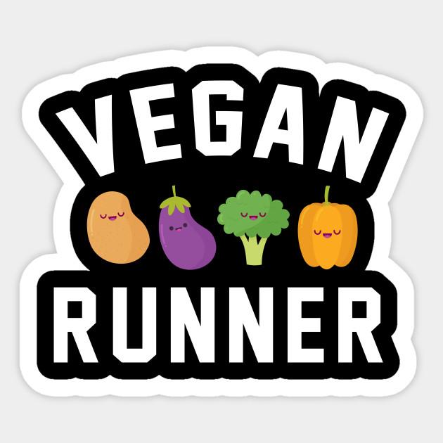 Runner Funny Vegan Christmas Gift Ideas