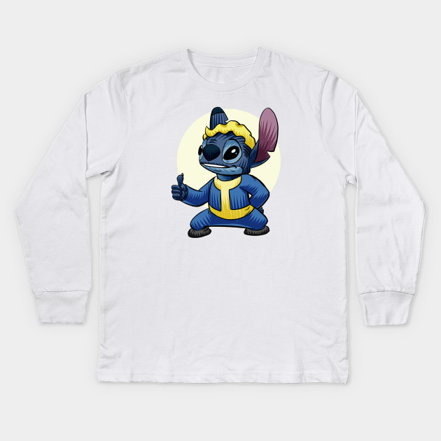Stitch Parody Fall Out Kid Creative Fan art