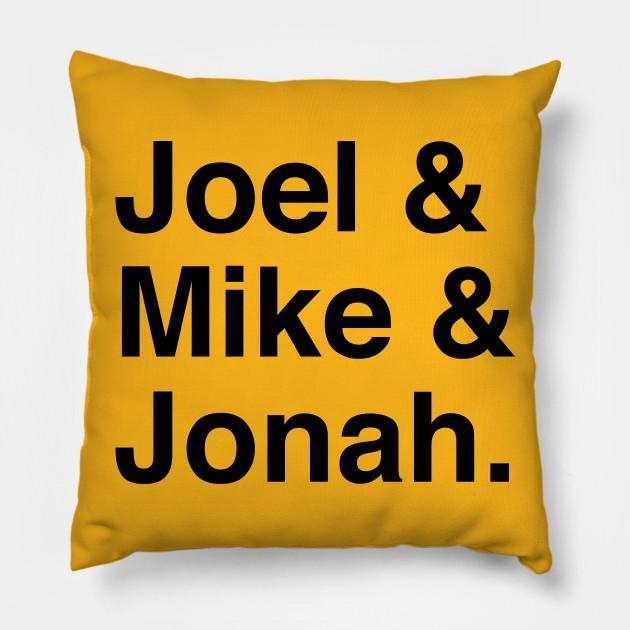 MST3K Joel Mike Jonah Hosts Ampersand