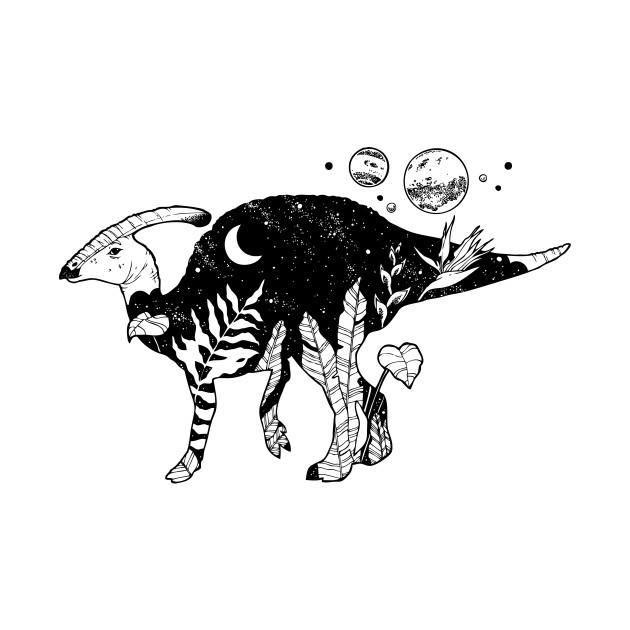 Cosmic Parasaurolophus