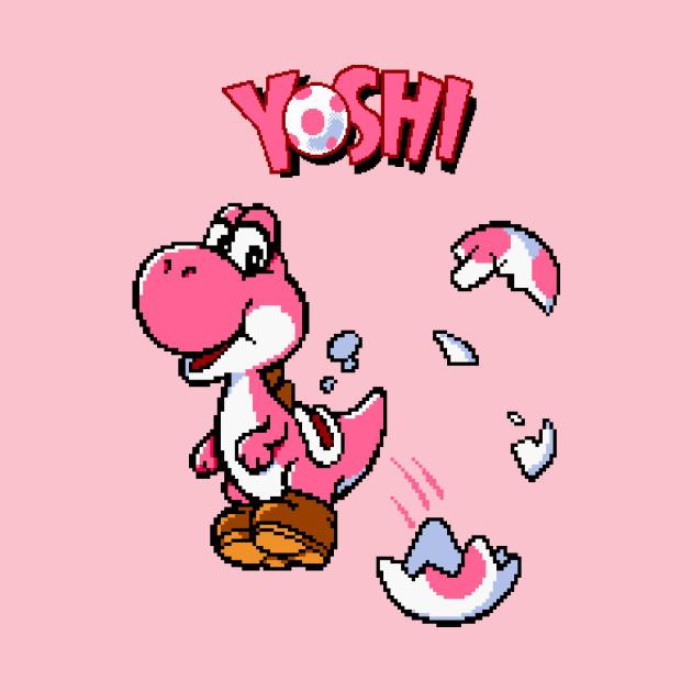 Yoshi (Pink)