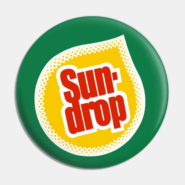 Sun Drop Retro Logo