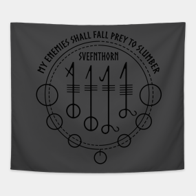 3db3d7ef Viking Rune Tapestries | TeePublic