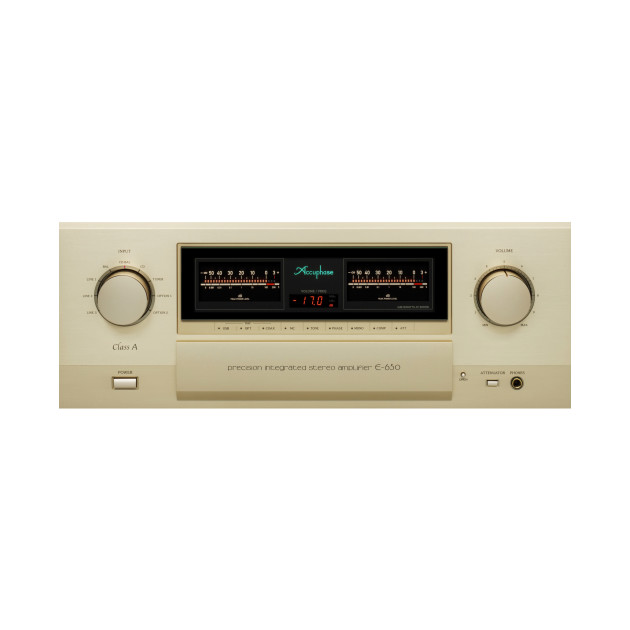 Accuphase E-650 by analoguestereo
