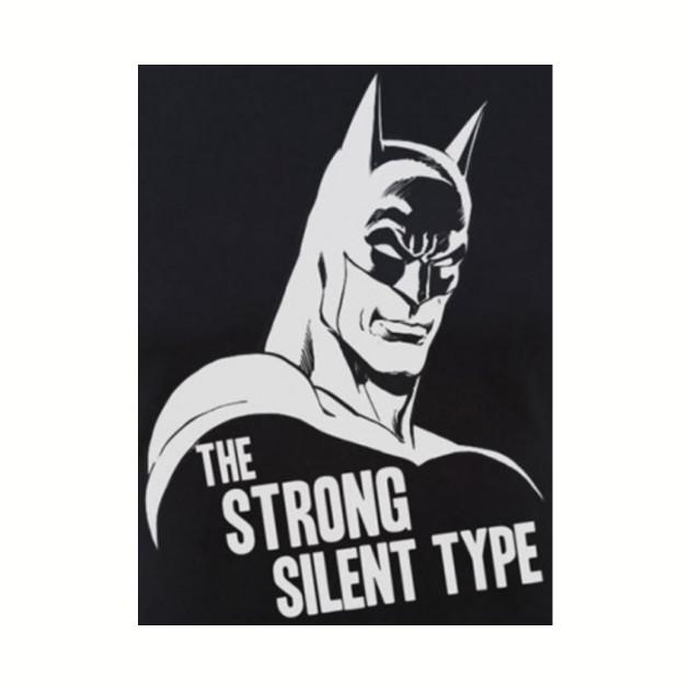 batman strong