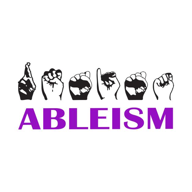 Resist Ableism