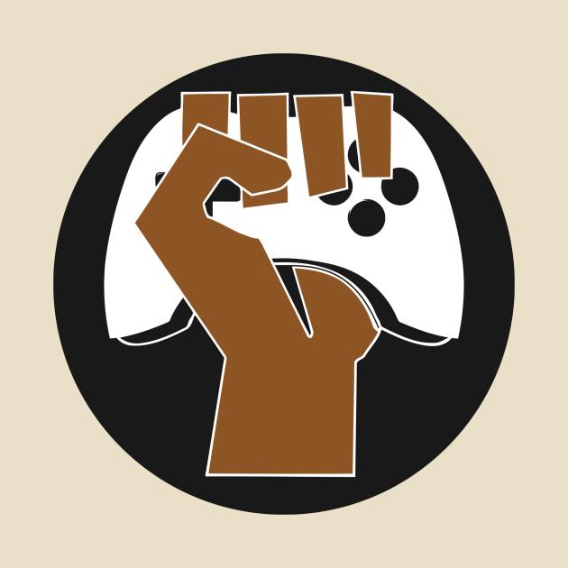 Game Fanatics - Gamer Fist ✊🏾
