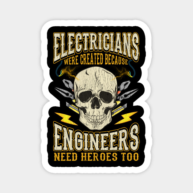 Electricians Funny Quotes Electrician Humor Sayings Gift ...