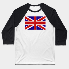 9173e607 Union Jack Baseball T-Shirts   TeePublic