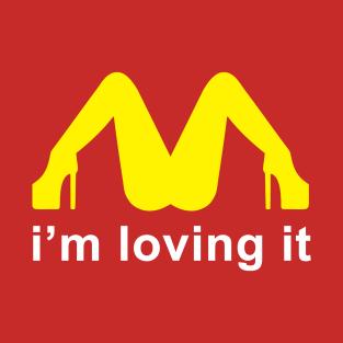 mcdonalds parody t shirts teepublic