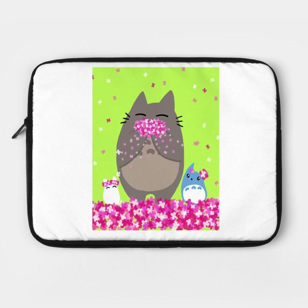 Totoro Flower