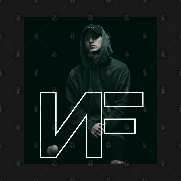 nf logo with face